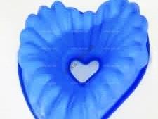 Форма силиконовая Сердце  27 х 29 х 10