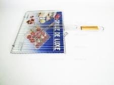 Барбекю №509  Супер  с деревянной ручкой