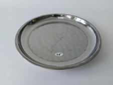 Поднос металлический круглый №14