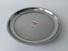 Поднос металлический круглый №18
