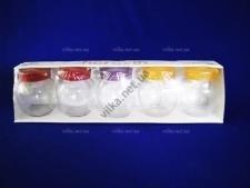 Набор банок 5 х 370 ml