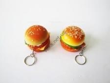 Брелок  Гамбургер