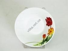 Салатник  Тюльпаны   №5 - 12,5 х 4 (12 шт. в уп.)