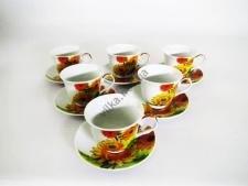 Сервиз чайный  Три подсолнуха