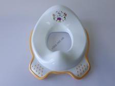 Сиденье для унитаза детское пластмассовое СМ-240 37cm x 30cm