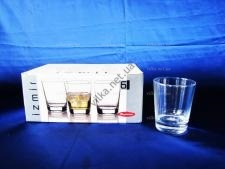 Набор стаканов для виски  Измир  6 х 280 гр.