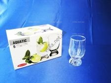 Набор стаканов для воды  Акватик  6 х 225 гр.