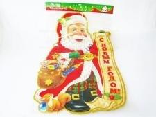 Композиция картонная Дед Мороз 13698