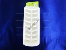 Форма для льда пластмассовая 13739 - 26,5 х 10,5 см.