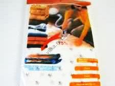 Мешок для одежды вакуумный 80 х 100