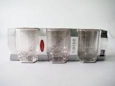 Набор стаканов для виски  Вальс  3 х 320 гр.