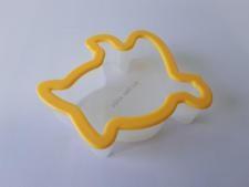 Форма пластмассовая для выпечки Рыбка 10 cm.