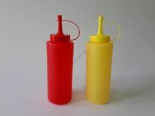 Набор бутылок пластмассовых из 2-х 14 см.