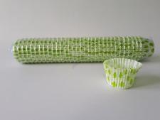 Форма для кекса бумажная (d 11,3cm в развернутом виде) (500 шт. в упаковке)