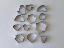 Форма для выпечки из 12-ти на кольце
