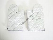 Перчатка-прихват в наборе из 2-х  Профи 29 см.