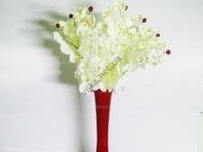 Ветка орхидеи искусственная 93 см