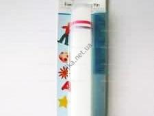 Скалка пластмассовая для мастики 22,5 см.