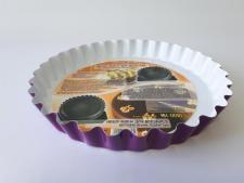 Форма  с керамическим покрытием диам. 28 см.