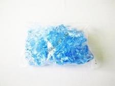 Кристалл пластмассовый большая бабочка 14736 - 5 х 4,5 см.