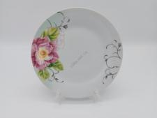 Тарелка круглая  Роза чайная для 2-го №9 - 23 см. (12 шт. в уп.)