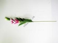 Ветка Лилии искусственная 110 см