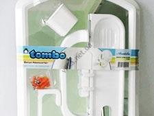 Набор в ванную арка  TOMBO +4 аксессуара