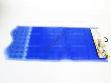 Коврик силиконовый  Волна 15336 - 82 х 34 см.