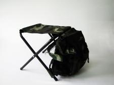 Табурет тканевый с рюкзаком