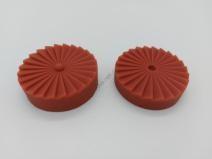 Вайнер кондитерский силиконовый Цветок 7 см