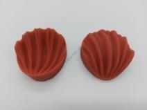 Вайнер кондитерский силиконовый  Ракушка 7 см