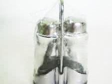Набор для специй из 3-х нержавейка (соль+перец+салфетница)