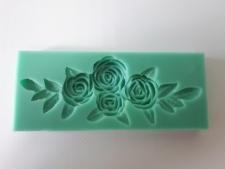 Молд кондитерский силиконовый Ветка 12 х 6,5 х 1,4 cm
