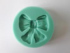 Молд кондитерский силиконовый Бантик диаметр 7 см
