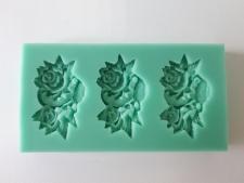 Молд кондитерский силиконовый Цвет 8 cm.