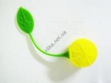 Ситечко для заваривания силиконовое Лимон
