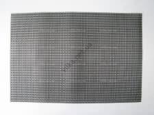 Салфетка под тарелки черно-серая 45 х 30 см.
