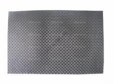 Салфетка под тарелки чёрная 45 х 30 см.
