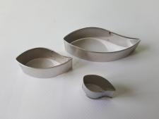 Форма кондитерская металл из 3-х Листики