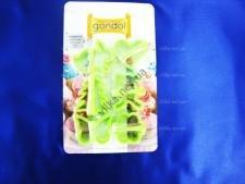 Форма для печенья пластмассовая  с ручкой G 170