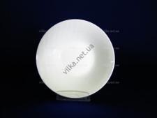 Салатник  Надежда  white №6 - 15 х 4,5 см. (12 шт. в уп.)