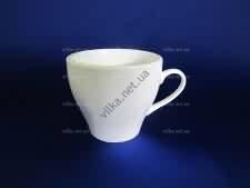Чашка  белая  без блюдца 150 мл. (6 шт. в уп.)