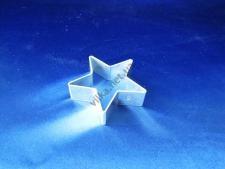 Форма металлическая 8 х 8 х 2,3 см. Звезда
