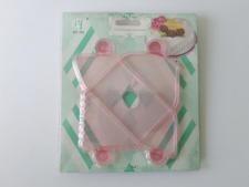 Плунжер пластмассовый прозрачный Конверт