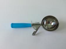 Ложка для мороженного диам. 7,5 см. длина 13 см.
