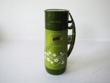 Термос пластмассовый h-30,5 см.  1 л.