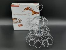 Стойка для капкейков металлическая  Спираль  31 см.