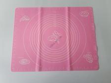 Салфетка силиконовая с разметками 40 х 50 см.