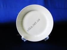 Тарелка керамическая белая 12 - 30,5 см. (12 шт. в уп.)