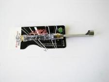 Нож для удаления сердцевины яблока с прозрачной ручкой 22,5 см.